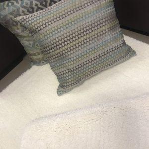Limpio mosható szőnyeg fehér