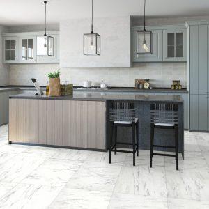 Quick Step laminált padló Carrarai márvány 2