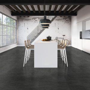 Quick Step laminált padló fekete pala 2