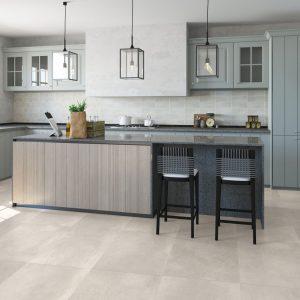 Quick Step laminált padló Természetes beton 1