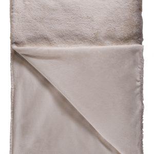 Szőrme takaró beige