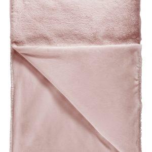 Szőrme takaró powder pink