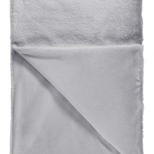 Szőrme takaró silver