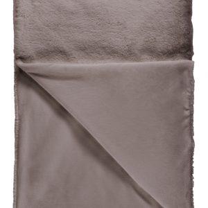 Szőrme takaró taupe